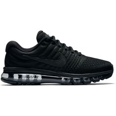 timeless design 6fe45 e19df Nike HOMMES NIKE AIR MAX 2017 RUNNING SHOE NOIR NOIR-NOIR Air Max 2017
