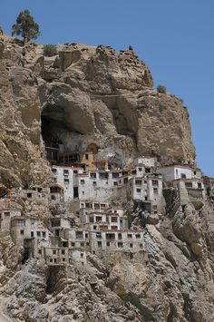 Phugtal Gompa, India, Tailor Made holidays, Honeymoon Packages, adventure trips, tour operators, travel agents, Hire a cab, Upcoming Expeditions, Specialty lodging, hotels, accommodations, Flight tickets www.exploitrip.com #Exploitrip