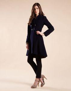 ShopStyle: Julienne Coat