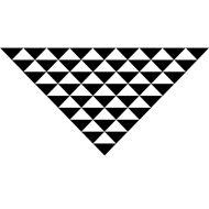 hawaiian tattoo triangle band pattern hawaiian tattoo tattoo triangle and triangle tattoos. Black Bedroom Furniture Sets. Home Design Ideas