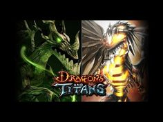 Dragon and Titans - Gameplay