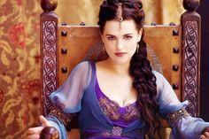 Katie McGrath as Lady Morgana in Merlin (TV Series)