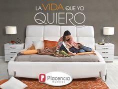 Placencia Muebles te ofrece sin costo un departamento exclusivo para darte asesoría profesional en la decoración de tu hogar.