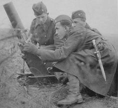 Škoda, Hrubý minomet vz. 18 ráže 140 mm  byl nabíjen zezadu a ke střelbě se využívalo hrubé miny vz. 18 ráže 140 mm.