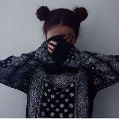 Bandana hoodie