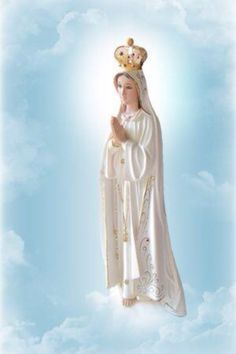 Our Lady of Fatima pray for us please..