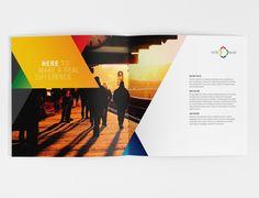 Tactix Credentials Brochure by Bryn Morgan, via Behance