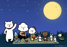 Happy Mid-Autumn Festival! www.facebook.com/FluffyHouse