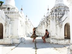 'The Best to See & Do in Mandalay' by The Married Wanderers | Kuthodaw Pagoda | Myanmar