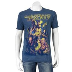 Marvel Guardian's of the Galaxy Tee - Men