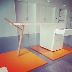 Desk from Paris Design Week September 2013