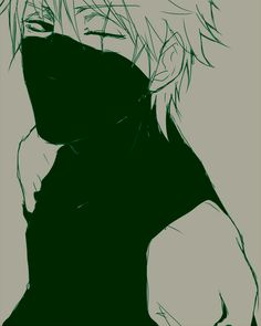 Love you Kakashi Hatake!! Your attractiveness can not go any higher. If it does..I'll die