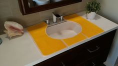 Bathe dogs & cats in bathroom sinks with VaniCovers for Pets by Geoff Phillips — Kickstarter