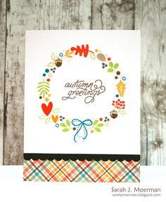 My Impressions: Simon Says Stamp October Card Kit Reveal!
