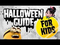 Kid's Halloween Costume Guide 2013 - Movie HD