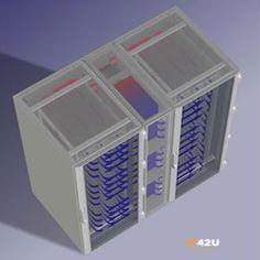 In Row Cooling: Compare High Density In-Row Cooling Solutions from the leading Data Center Cooling Manufacturers! Data Center Infrastructure, Building Ideas
