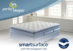 http://woobox.com/2qdt38/fjlv8xPerfect Sleeper SmartSurface with MicroSupport Gel