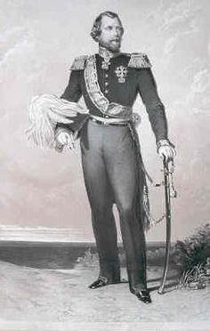 King Willem II (of Scotland) - Koning Willem III