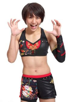 Syuri - japanese female wrestling