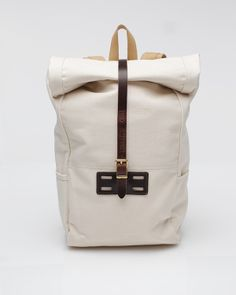 Crazy cool! Rolltop In Natural natural/brown