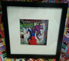 Lego Spiderman Superhero Wall Art Could totally do this for much less