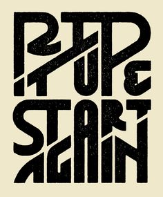 Digitized & Drawn by Dennis Payongayong #type #quote #letterforms