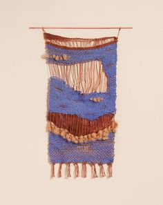 Copper, copper blue and red earth-tinged neutrals // Mimi Jung