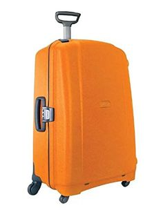Samsonite Luggage Flite Upright 31 Travel Bag, Bright Orange, One Size