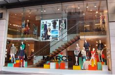 Louise Goodman Visual Merchandising: Marcs