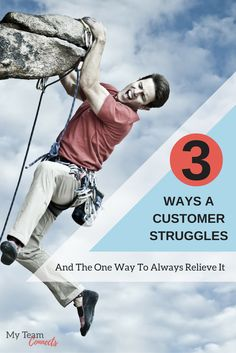 Three Ways A Customer Struggles, And One Way To Always Relieve It Parenting Classes, Third Way, Copywriting, Teenagers, Insight, Campaign, Key, Content, Marketing