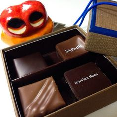 Yummy chocolate is here!!!! #mizumushikun #chocolate #yummy #food #sweets #foodphoto #french #paris #JeanPaulHévin