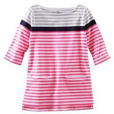 OshKosh B'gosh® Striped Tunic - Girls 4-6x