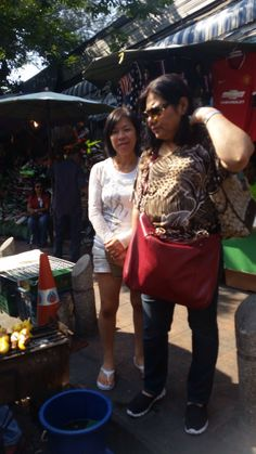 Rewind at chatuchak market