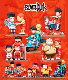 Hot Sale Slam Dunk action Figures 5pcs/set Japanese Anime Figure 10CM PVC Cartoon Figure Kid Gift Brinquedo Free Shipping   Read more at The Bargain Paradise : https://www.nboempire.com/products/hot-sale-slam-dunk-action-figures-5pcsset-japanese-anime-figure-10cm-pvc-cartoon-figure-kid-gift-brinquedo-free-shipping/  [xlmodel]-[photo]-[0000]               [xlmodel]-[products]-[8888] [xlmodel]-[custom]-[40164] PAYMENT                                                     1.We