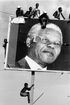 South Africa, 1994,by Ian Berry