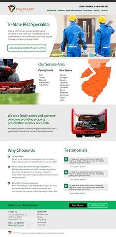 Tri-State Reo Website by kylia