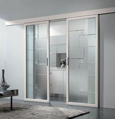 M s de 1000 ideas sobre puertas corredizas de vidrio en for Puertas corredizas aluminio para exterior