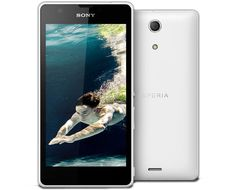 The new Sony Xperia ZR can shoot HD video underwater