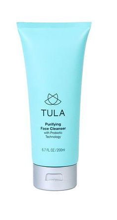 The 10 Products That Shrink Your Pores. TULA Purifying Face Cleanser. #skin #beauty