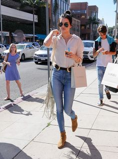Kendall Jenner: 5 Second Styling Tips #Where to Buy Kendall Jenner #Shop her Style #Kendall Jenner  #Steal her Style