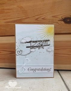 Magical Scrapworld: Sky is the limit, Stampin' Up!, sale-a-bration