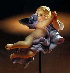 Die unbefleckte Empfängnis Engel Figur Parastone (AN08)