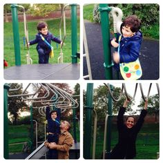Simple Pleasures in Life: Playing in the Playground together Family Fun Day, Stay Active, Simple Pleasures, Playground, Have Fun, Park, Life, Children Playground, Parks