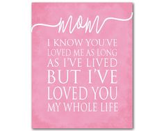 A personal favorite from my Etsy shop https://www.etsy.com/listing/229768356/i-know-youve-loved-me-as-long-as-ive