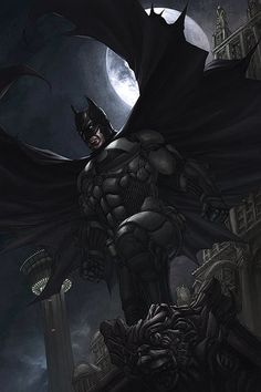 Batman version 1 by Harvey Tolibao *