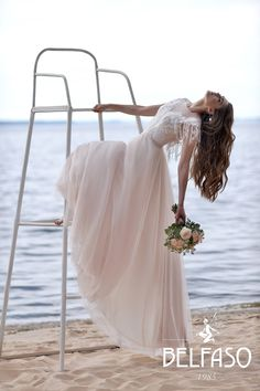 Bridal collection Belfaso 2020 - wedding dress insp. Summer bride Bridal Collection, Bride, Wedding Dresses, Summer, Wedding Bride, Bride Dresses, Summer Time, Bridal, Bridal Wedding Dresses