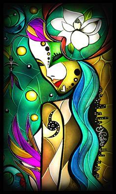 Nola Proud by Mandie Manzano