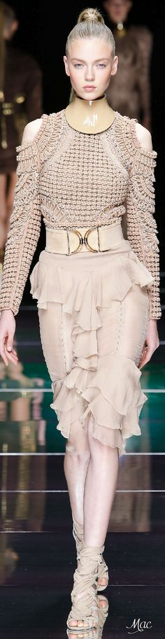 Spring 2016 Ready-to-Wear Balmain #coupon code nicesup123 gets 25% off at  www.Provestra.com and www.Skinception.com