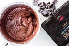 This decadent chocolate pudding from scratch comes together in about 15 minutes and will sate even the fiercest of chocolate cravings!