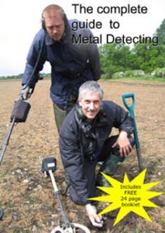 The Complete Guide to Metal Detecting (2006) DVD....Become a VIP and Get this Free!....Want More Free Stuff? - Join our Free Yahoo Club via: http://freebieclubber.com